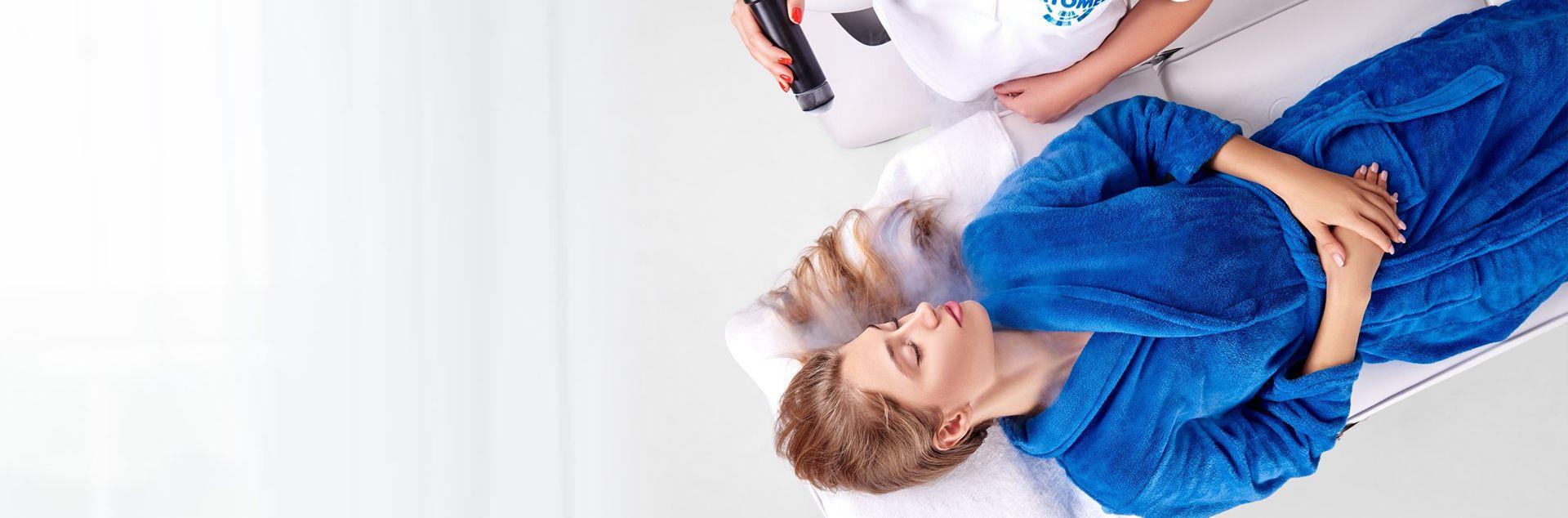 Crioterapia este indicata pentru centrele de infrumusetare