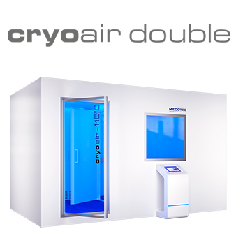 cryoari double, model de criocamera